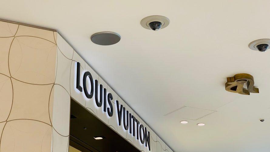 これは凄い!松屋銀座の天井に注目して欲しい!
